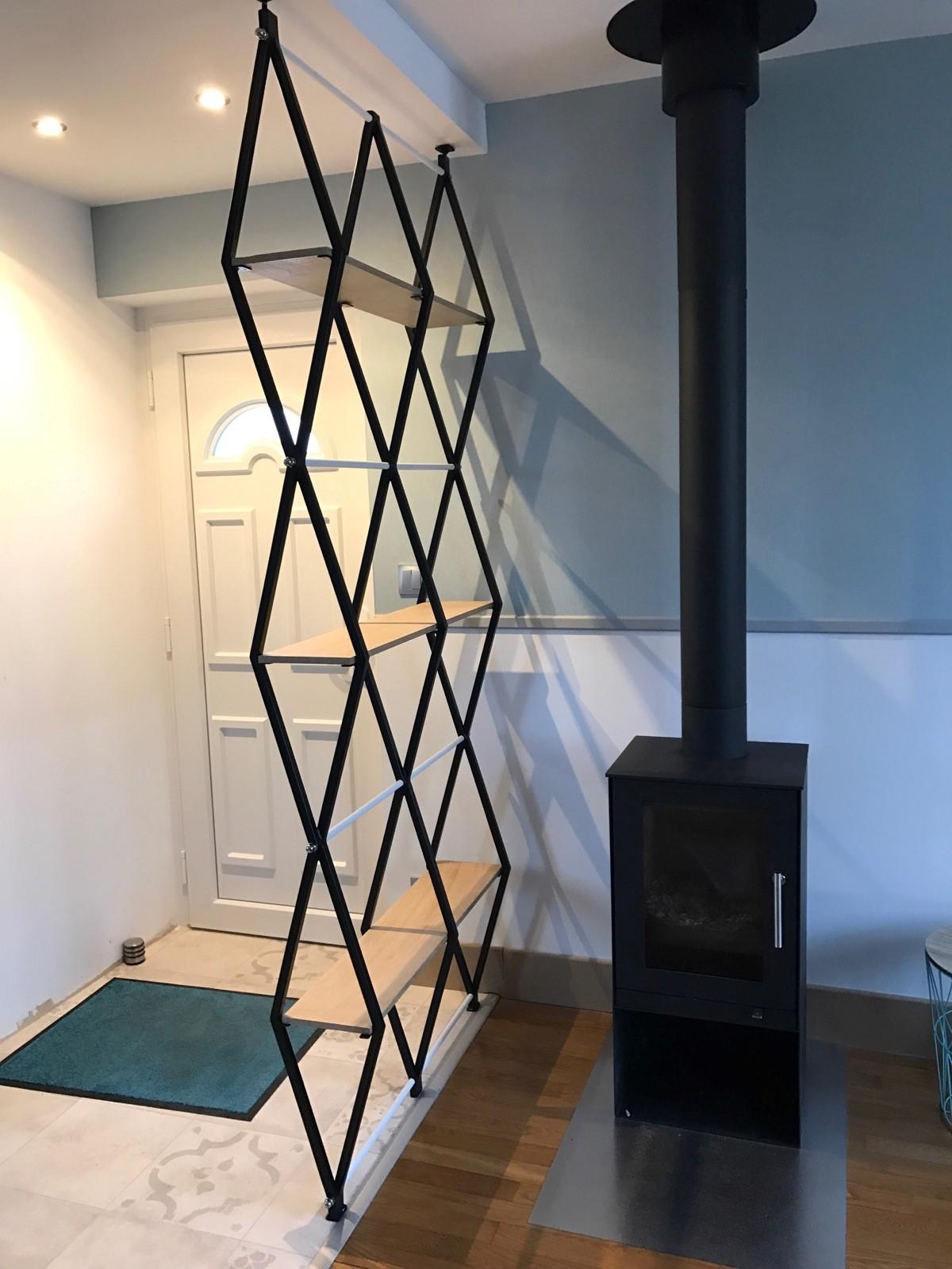 Mobilier d co style industriel m tallerie pavelot dijon for Deco mobilier design