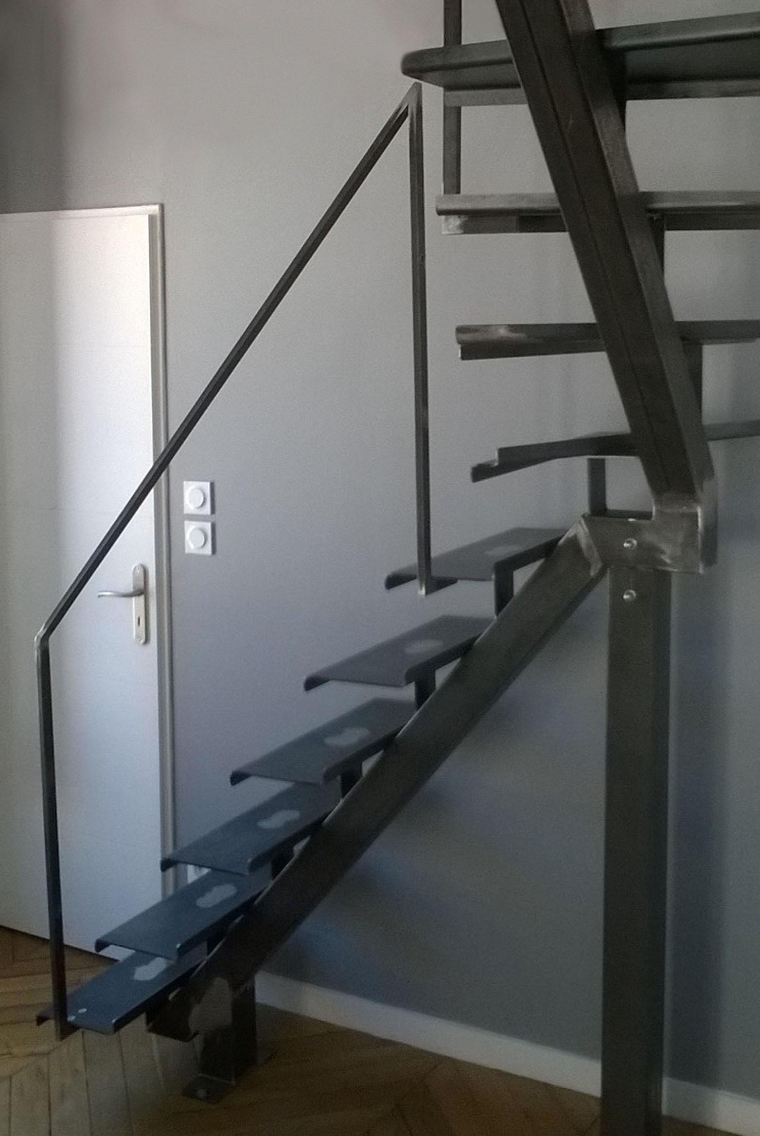 Escaliers - Tout métal